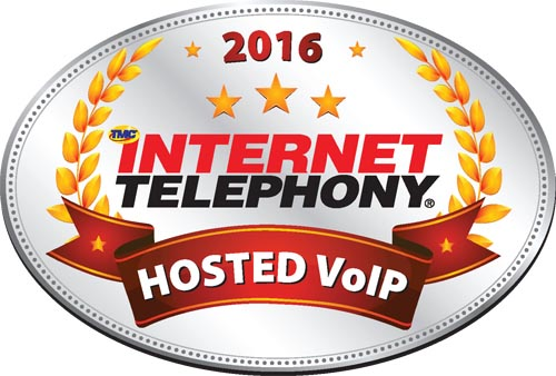 Hosted VoIP Awared for Talking Platforms from TMC/ITexpo